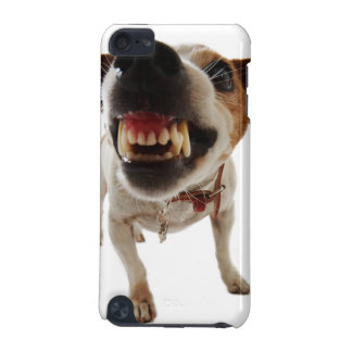 Aggressive dog - angry dog - funny dog iPod touch 5G cover