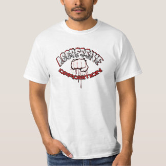 Aggressive Opposition 1 Tee Shirts