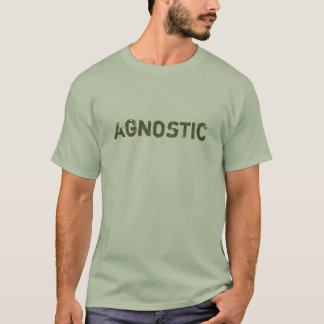 Agnostic Men's Tee