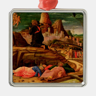 Agony in the Garden, c.1460 Christmas Ornament
