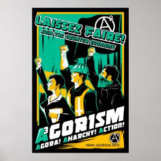 Agorism Propaganda Poster