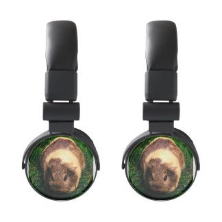 Agouti Guinea Pig in the Grass Headphones