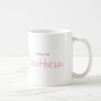 AHintOfSouthern logo mug