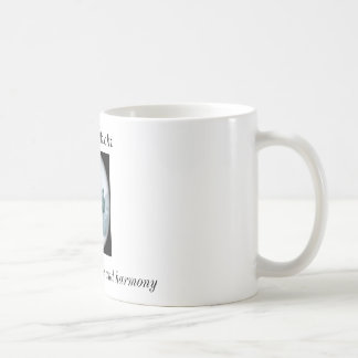 Aiki no Michi, a pathway to peace and... Coffee Mug