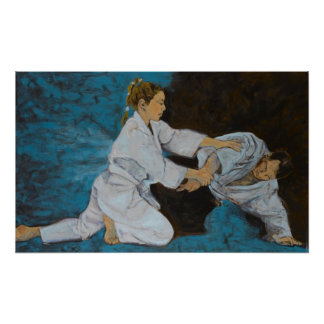 Aikido 14 poster