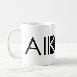 AIKIDO COFFEE MUG
