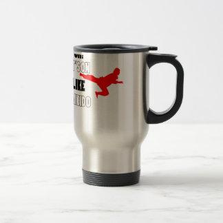 Aikido designs travel mug