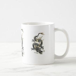 AIKIDO DRAGON COFFEE MUG