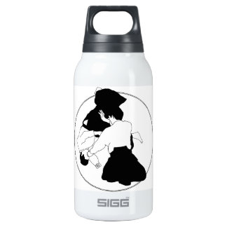 Aikido Insulated Water Bottle