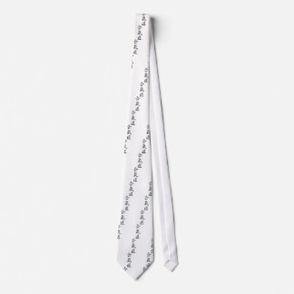 Aikido japanese character tie