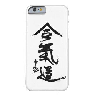 Aikido Kanji O'Sensei Calligraphy Barely There iPhone 6 Case