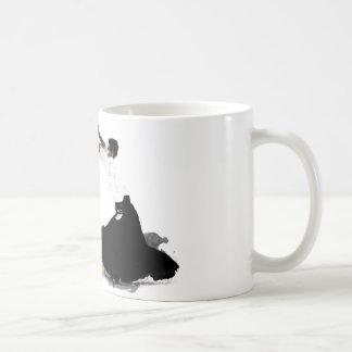 Aikido nage coffee mug