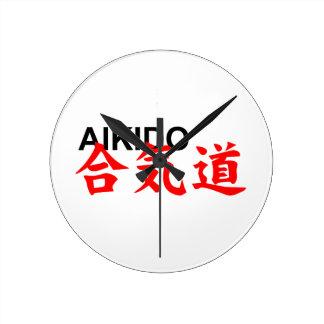 aikido round clock
