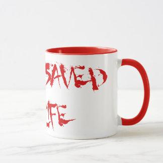Aikido Saved My Life Mug