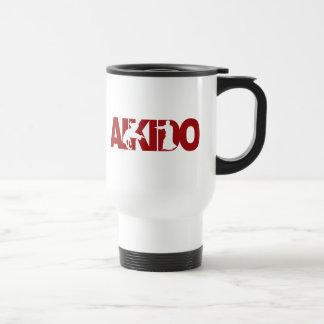 Aikido Throw Travel Mug