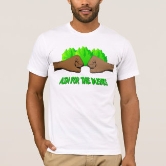 Aim For The Bushes T-Shirt