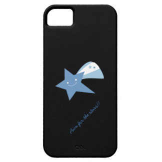 Aim for the stars iPhone 5/5s case