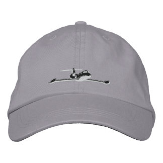 Aim High Embroidered Hat
