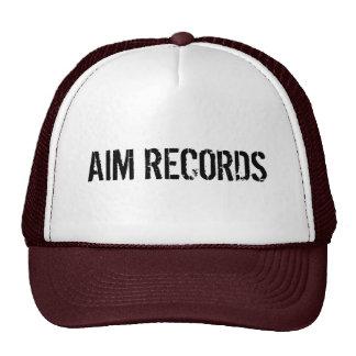 AIM Records Hat
