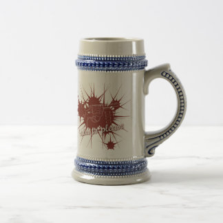Aim To Please Beer Stein
