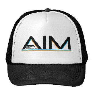 AIM Trucker Hat (color)