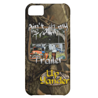 Ain t No Trash in my Trailer iPhone 5C Cases