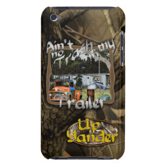 Ain't No Trash in my Trailer Barely There iPod Cases