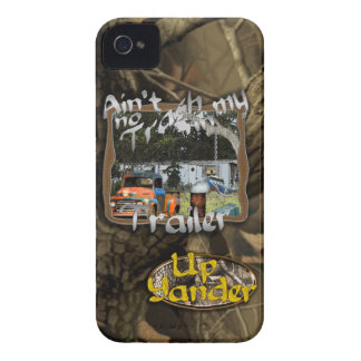 Ain't No Trash in my Trailer iPhone 4 Case-Mate Cases