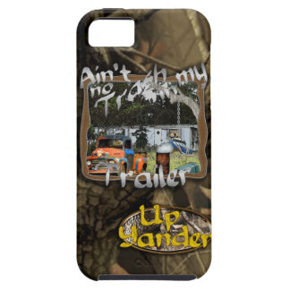 Ain't No Trash in my Trailer iPhone 5 Cases