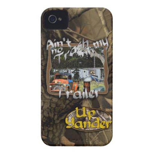 Ain't No Trash in my Trailer Case-Mate iPhone 4 Case