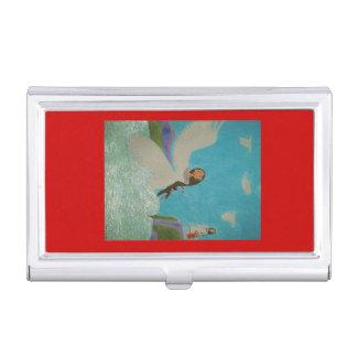 Aioga (Doll Version) Business Card Holder