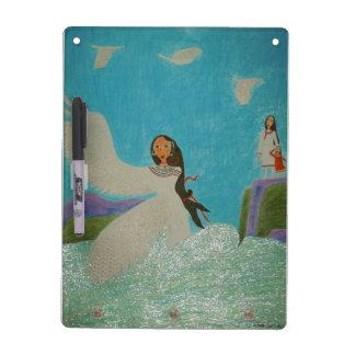 Aioga (Doll Version) Dry Erase Board
