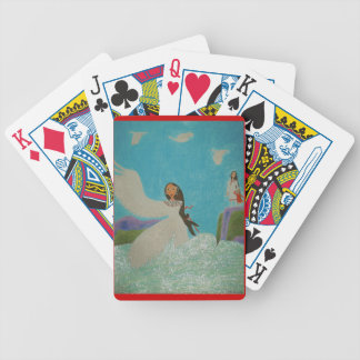 Aioga (Doll Version) Playing Cards