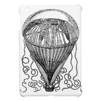 Air Balloon Jellyfish Steampunk Aircraft iPad Mini Case For The iPad Mini