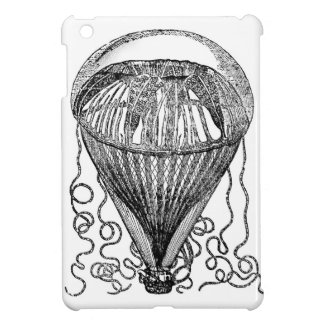 Air Balloon Jellyfish Steampunk Aircraft iPad Mini iPad Mini Cover