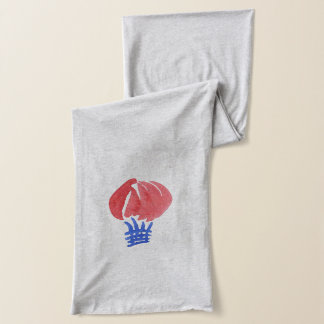 Air Balloon Jersey Scarf