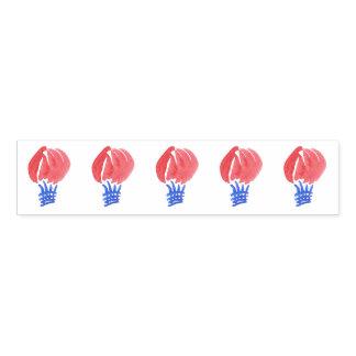 Air Balloon Napkin Band