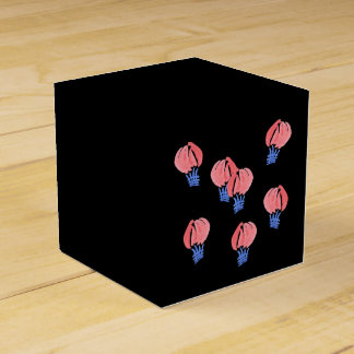 Air Balloons Classic Favor Box Favour Boxes