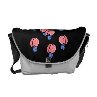 Air Balloons Medium Messenger Bag