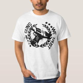 AIR BORN - IN GUNS WE TRUST T-Shirt