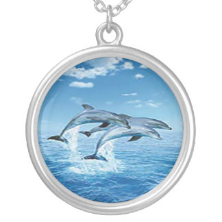 Air Dolphins Necklace