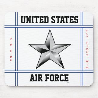 Air Force Brigadier General O-7 Brig Gen Mouse Pad
