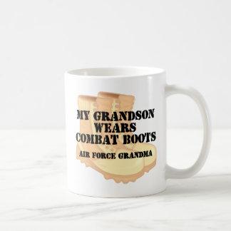 Air Force Grandma Grandson DCB Coffee Mug