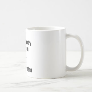 Air Force Grandma Serve Coffee Mug