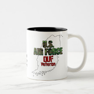 Air Force OUF Veteran mug