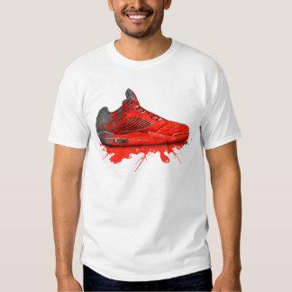 Air Jordan Retro 2016 apparel (Crimson Red) T Shirt