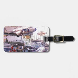 Air Museum Bag Tag