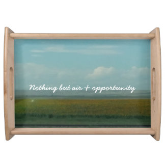 Air & Opportunity tray Serving Trays