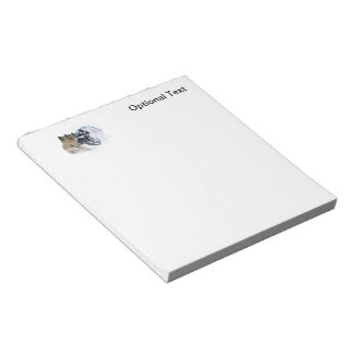 Airborne Snowmobile Notepad