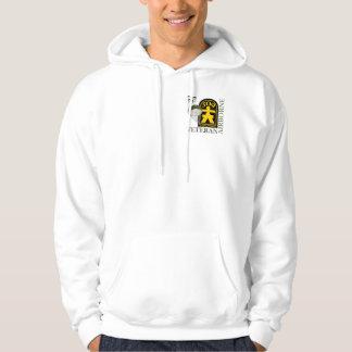 Airborne Veteran - 509th PIR Hooded Sweatshirt